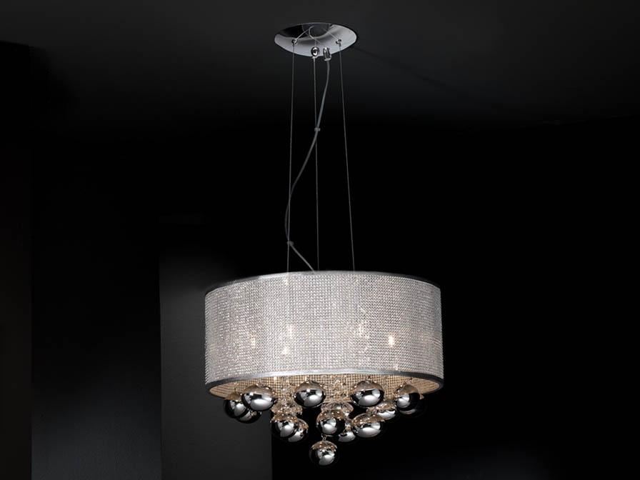 Schuller Andromeda 6l Pendant Lighting Brooklyn, New York - Accentuations Brand