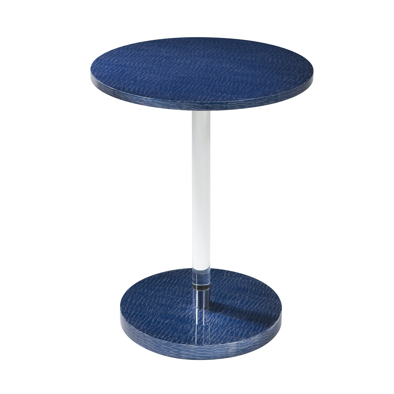 Striate Ii Accent Table,Theodore Alexander Table, Brooklyn, New York, Furniture by ABD