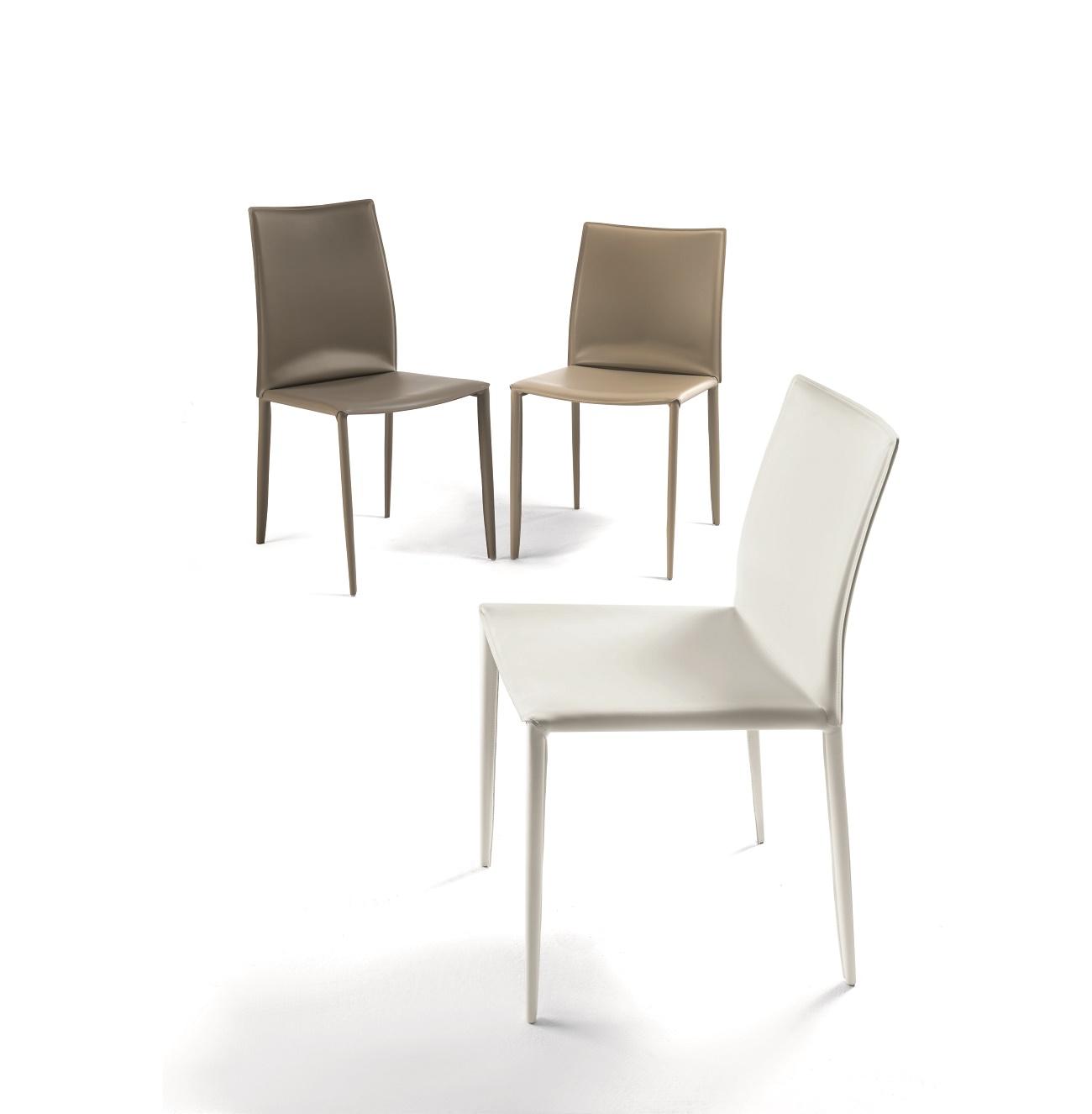 Linda Chair High Back, Bontempi CASA Dining Chairs