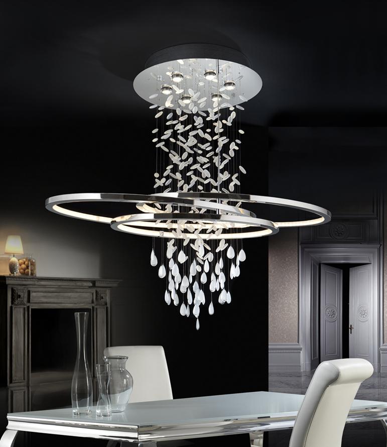 Schuller Bruma 6L LED Pendant Lighting Brooklyn,New York - Accentuations Brand