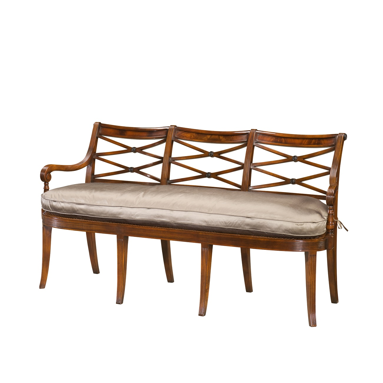 4500 041 A Morning In Hyde Park Sofa theodore alexander