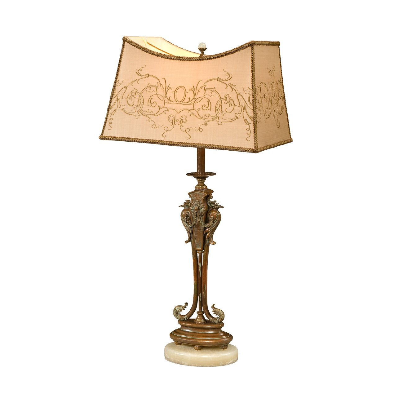 Theodore Alexander A Romantic Treat Table Lamp Brooklyn, New York - Accentuations Brand
