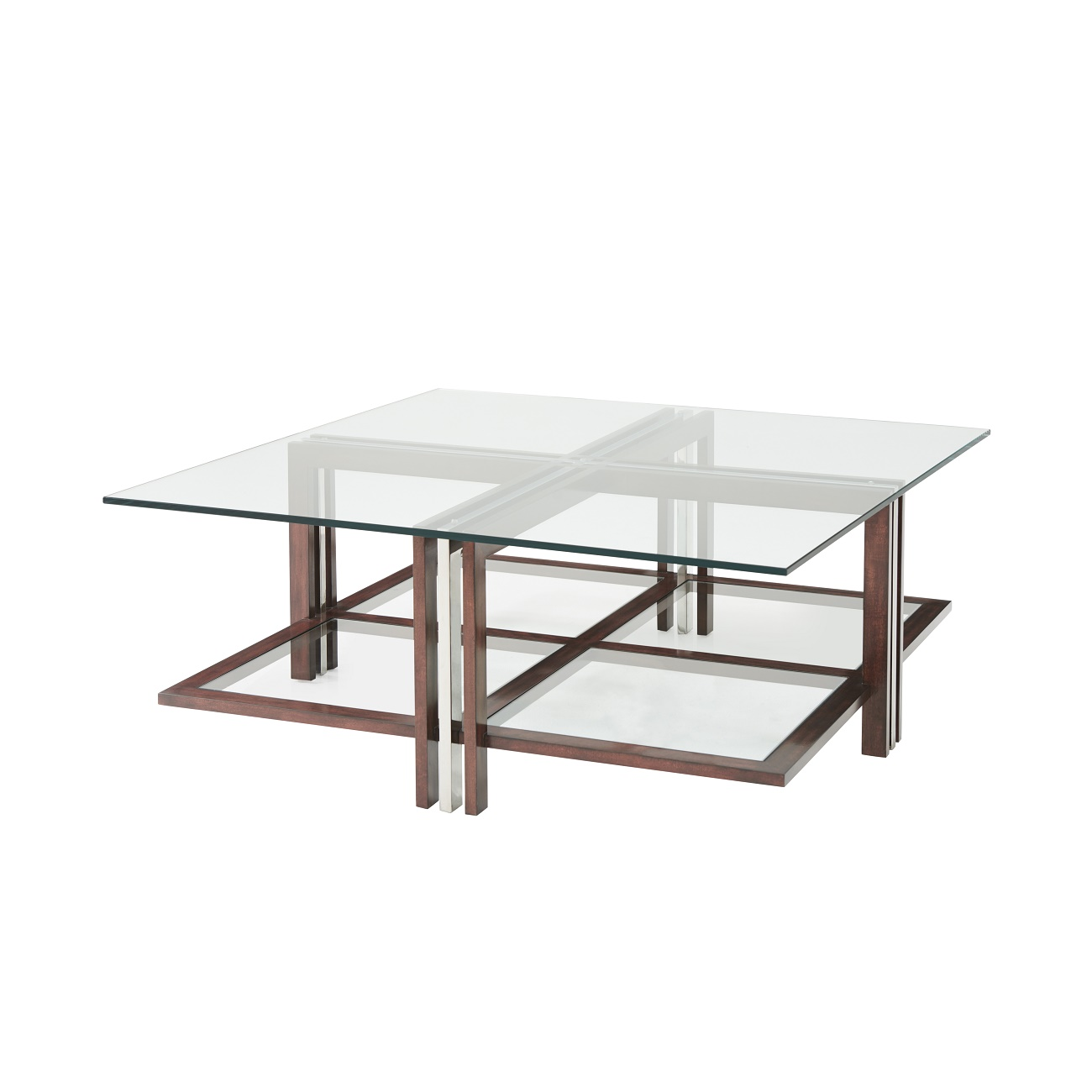 KENO5119 Doubles Cocktail Table Theodore Alexander