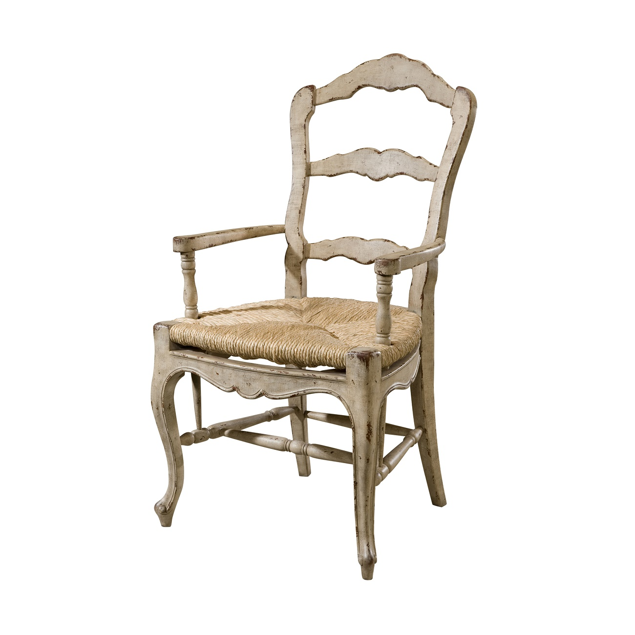 Classic Yet Casual Delphine Armchair theodore alexander 4102 152