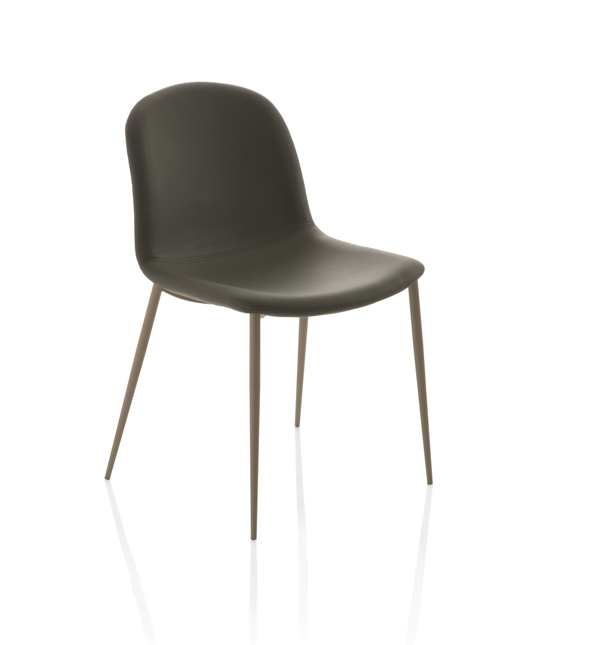 Seventy chair / Metal Legs, Bontempi CASA Dining Chairs