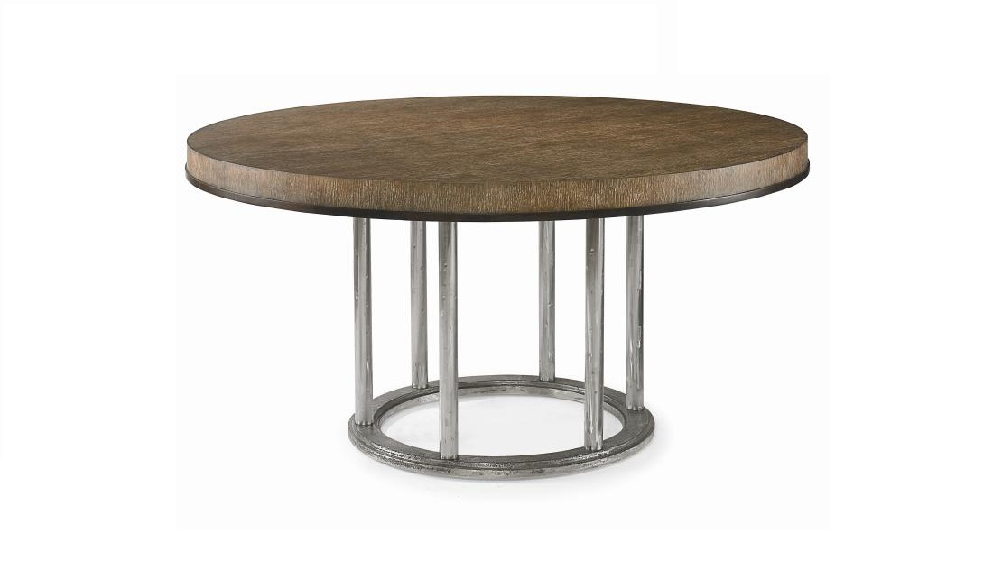 Century Furniture Cornet Round Round Dining Tables for Sale