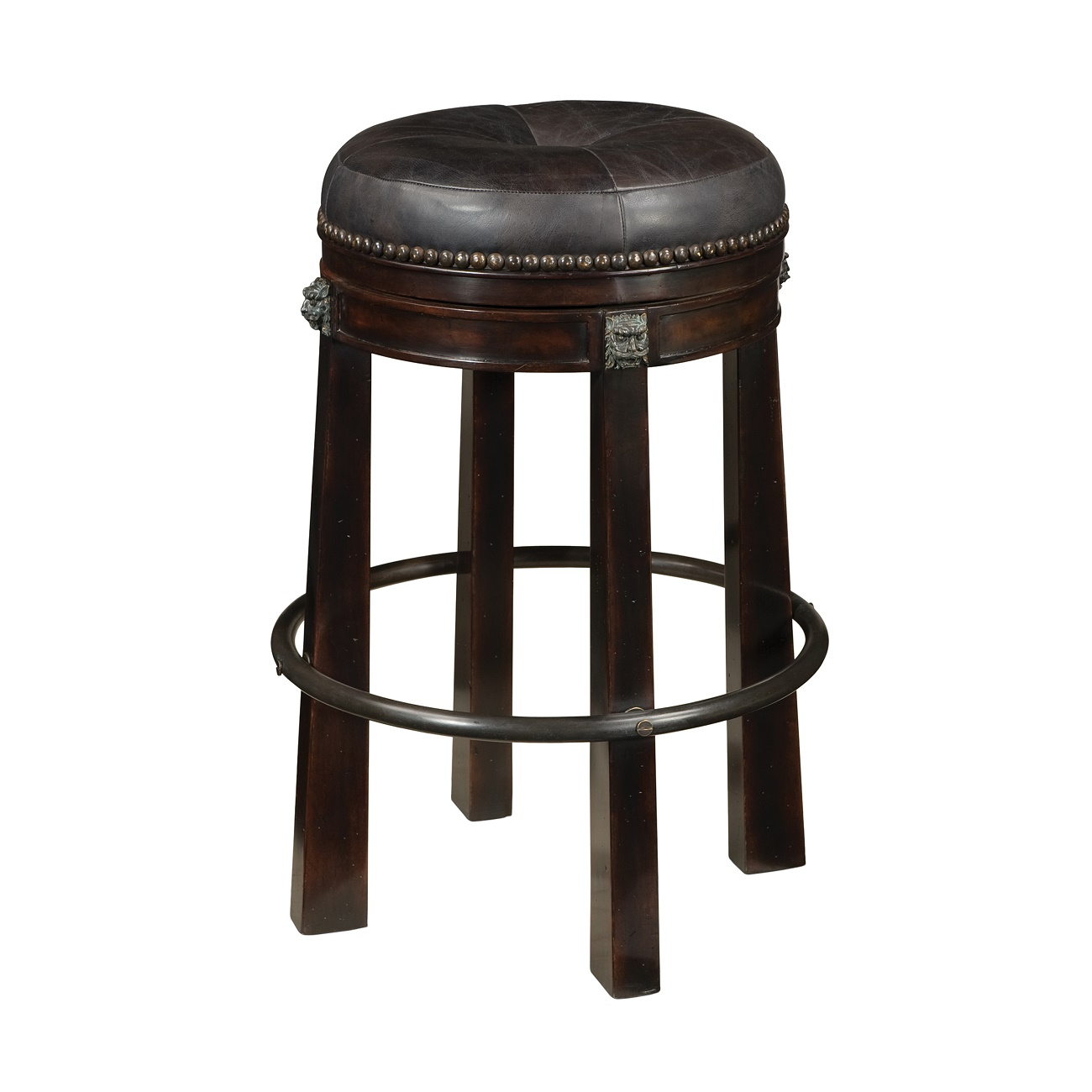 Be Seated Bar Stool theodore alexander 4202 038