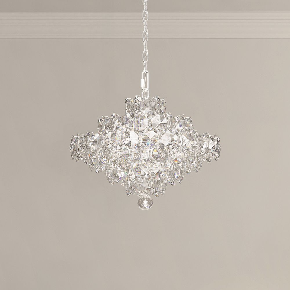 Schonbek Contemporary Crystal Wall Sconce Brooklyn, New York, Furniture by ABD