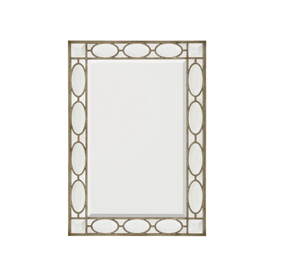 Calypso Mirror, John Richard Mirror, Brooklyn, New York, Furniture by ABD