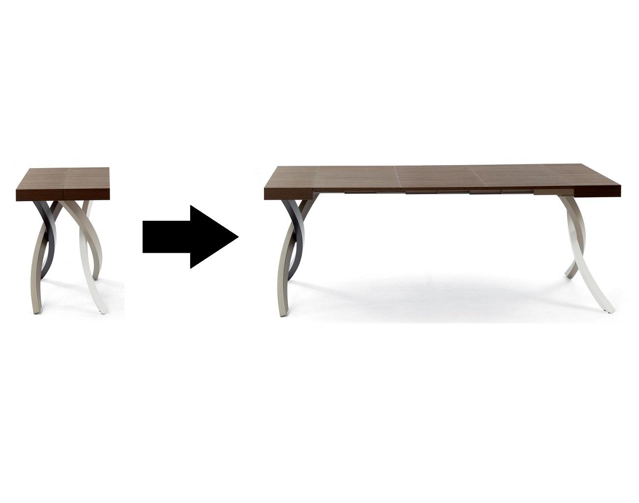 artistico 2090 console table bontempi