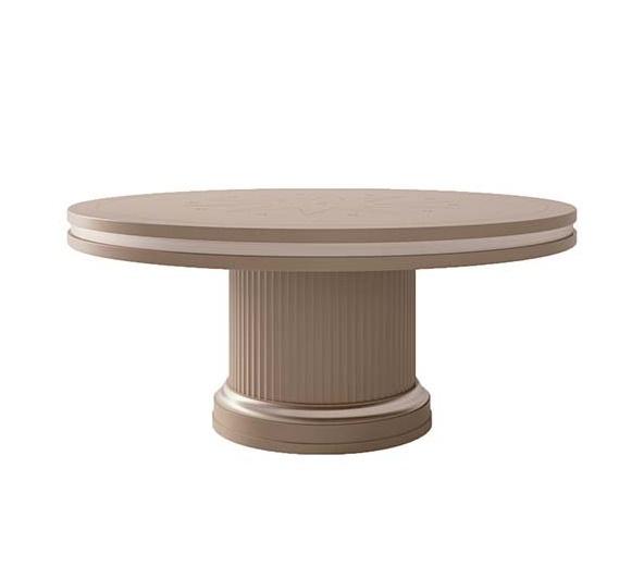Deco Dining Table Circular, Cavio Casa Dining Table