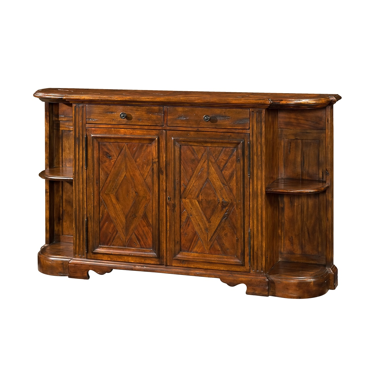 CB61003 Holly Maze Cabinet Theodore Alexander