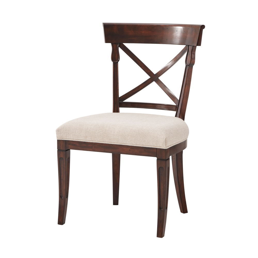 Brooksby Dining Chair, Theodore Alexander Chairs Brooklyn, New York