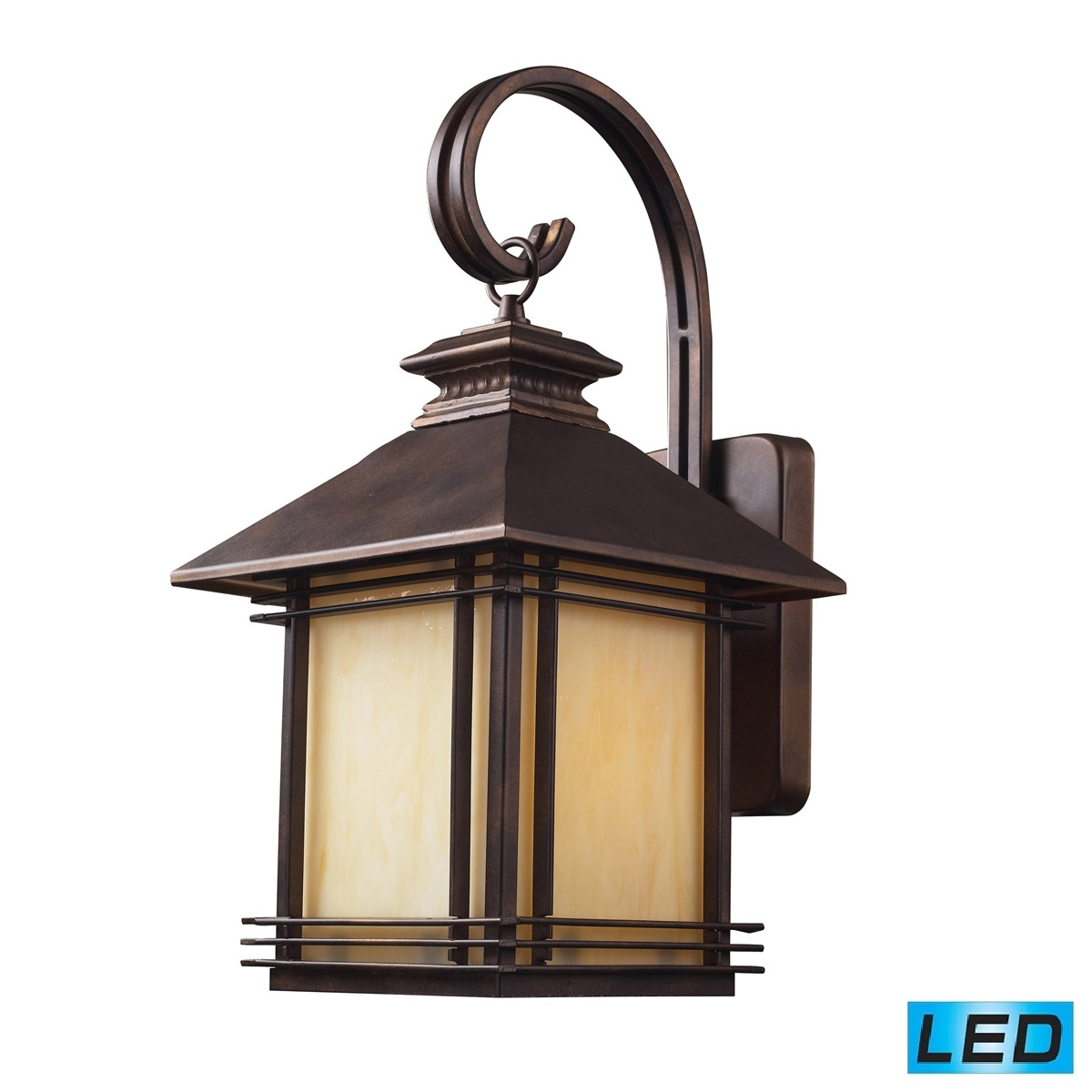 ELK Lighting Blackwell 42101 Modern Outdoor Lamps Brooklyn,New York- Accentuations Brand