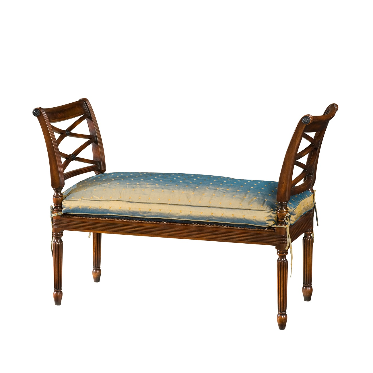 4500 039 Contemplation Bench theodore alexander