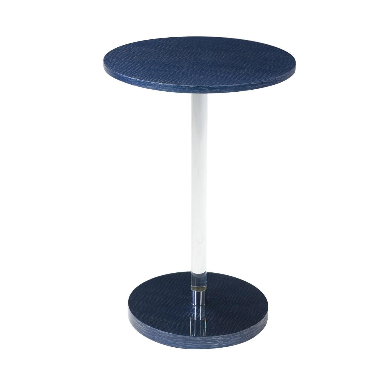 Striate Accent Table 5002 266 theodore alexnder