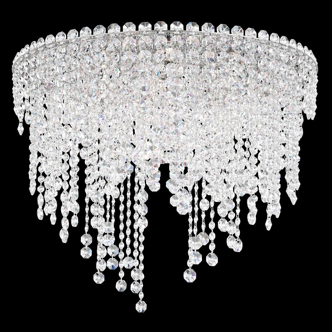 Schonbek flush mount lighting Brooklyn,New York by Accentuations Brand