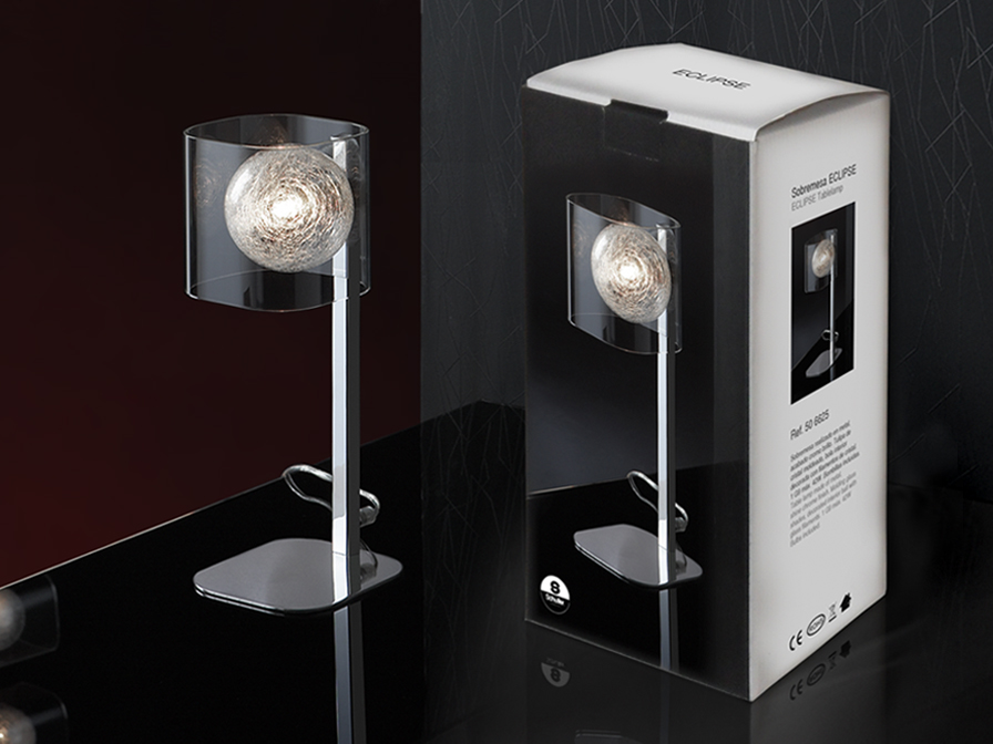Schuller Eclipse Table Lamp Modern Table Lamps for Sale Brooklyn,New York- Accentuations Brand