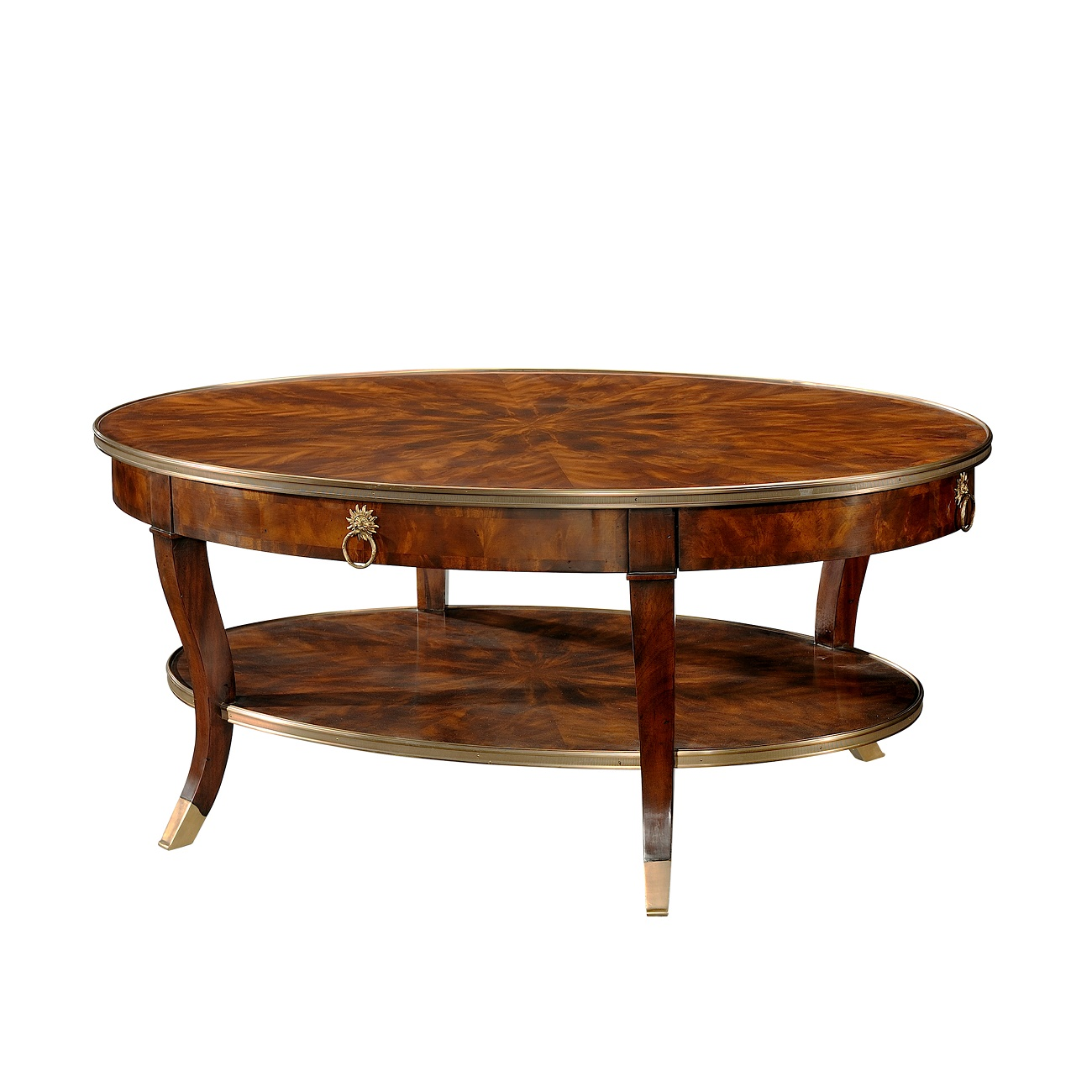 Theodore Alexander Around In Circles Cocktail Table for Sale Brooklyn - Furniture by ABD