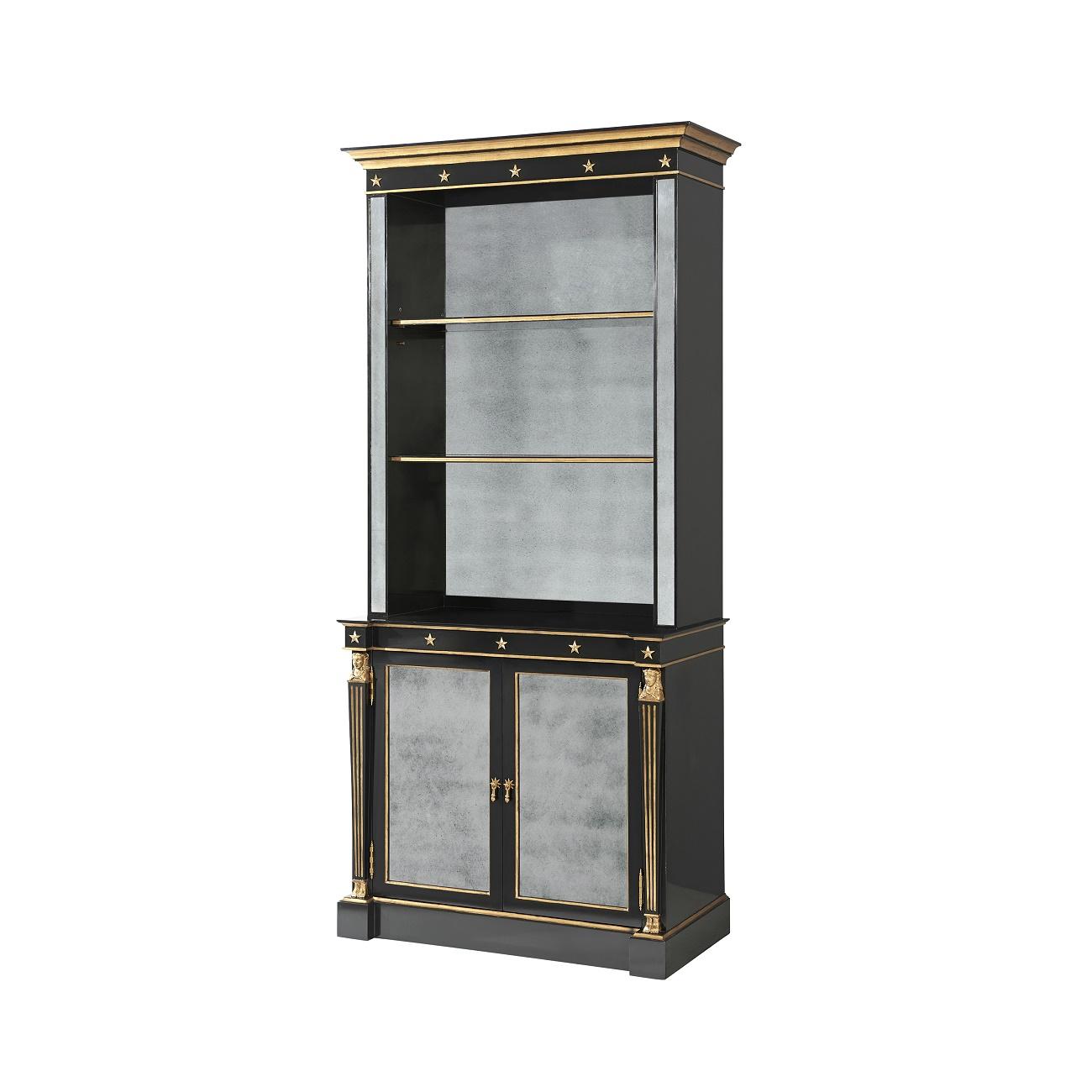 6301 115 Jansen Bookcase Theodore Alexander