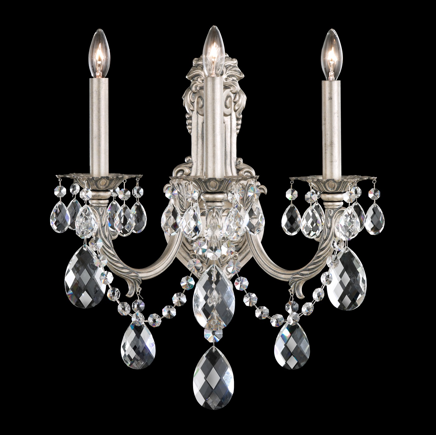 Schonbek Alea AL6503 Wall Sconces for Sale Brooklyn, New York - Accentuations Brand