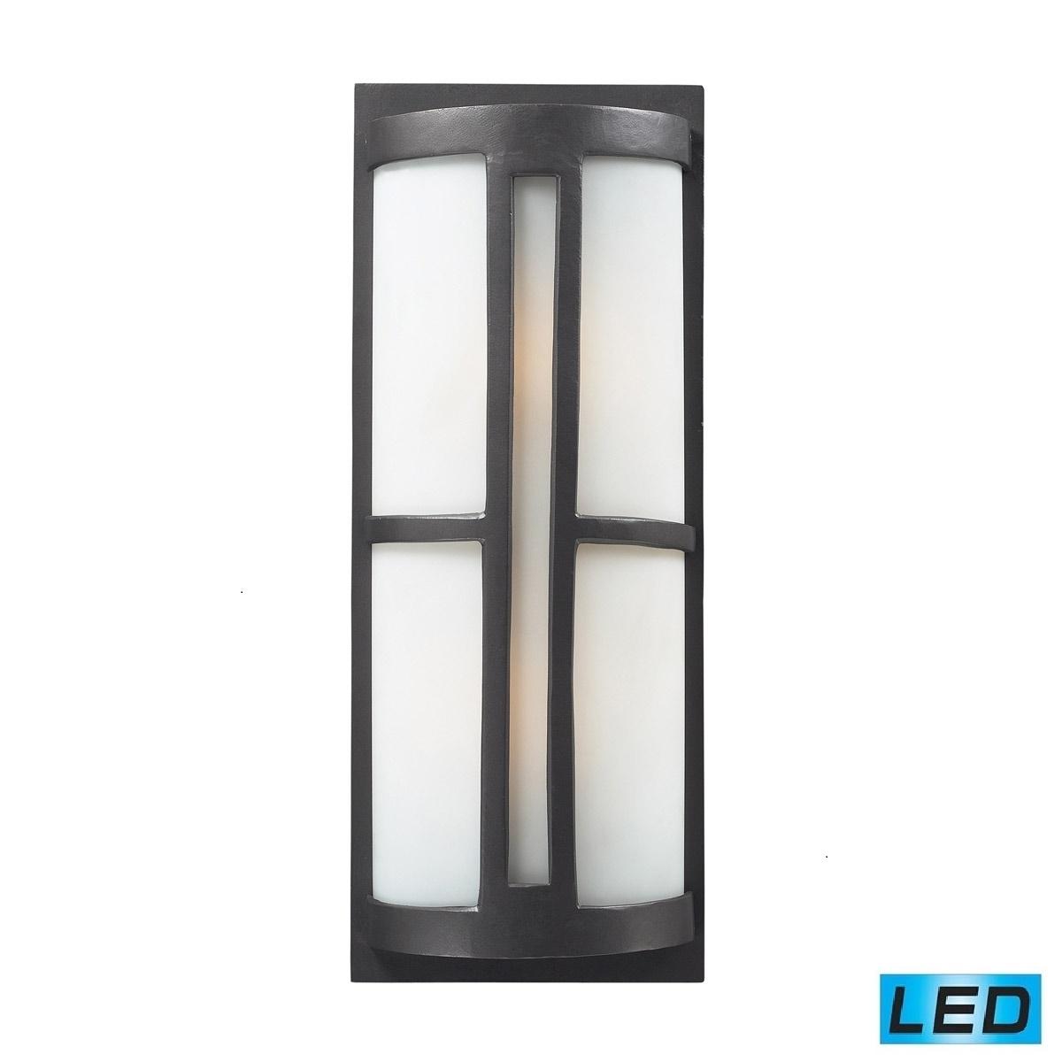 ELK Lighting Trevot 423962 Modern Outdoor Lamps  Brooklyn,New York- Accentuations Brand