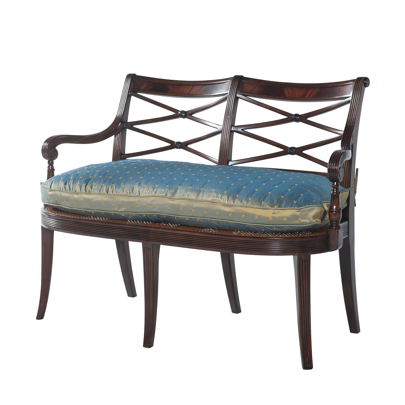 4500 038 Recollections From Hanover Square Sofa theodore alexander