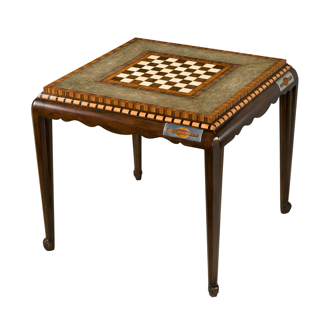 5205 100 Convivial Game Table Theodore Alexander