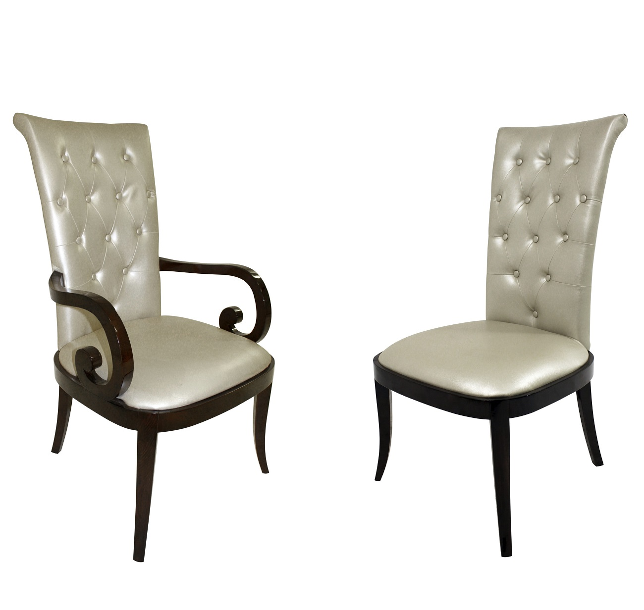 Ch 13015 Tufted Dining Chairs for Sale Brooklyn - Accentuations Brand