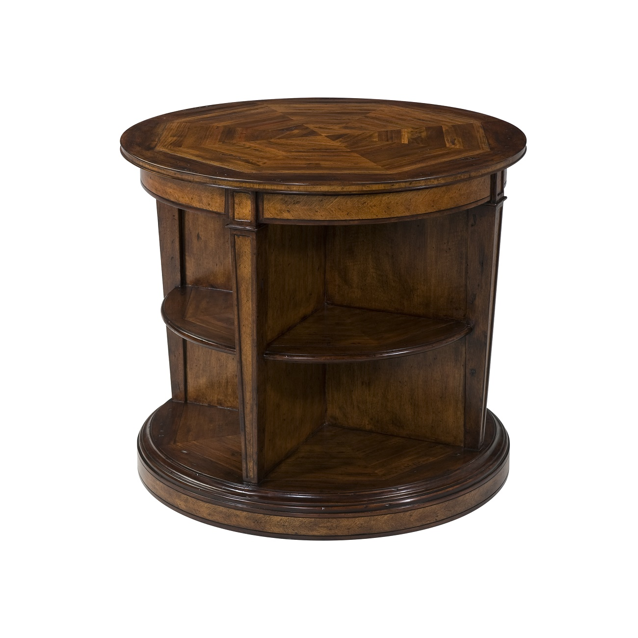 Theodore Alexander around the Olive Groves Accent Lamp Table Brooklyn, New York