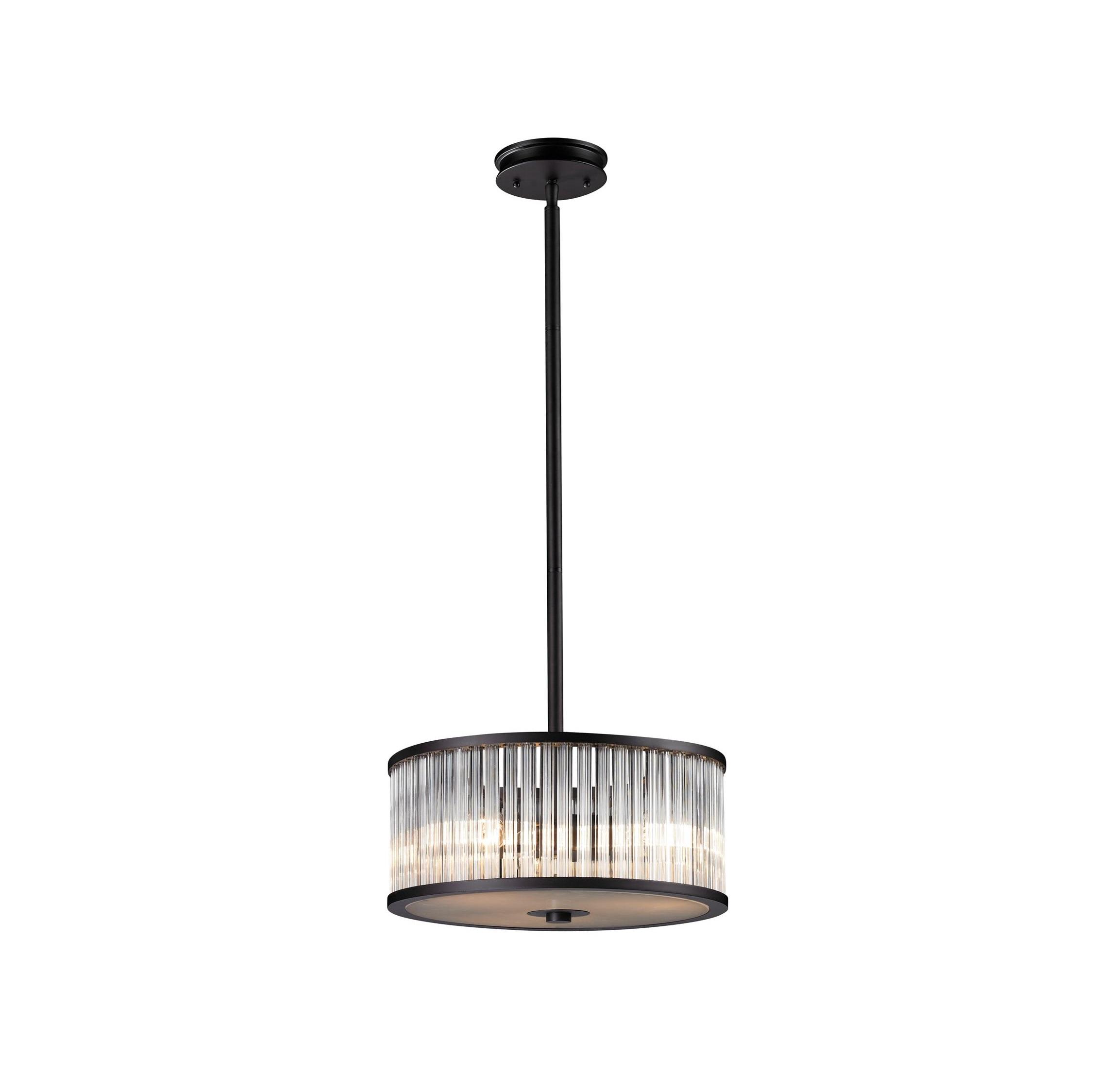 ELK Lighting Braxton 103283 Pendant Lights Brooklyn, New York by Accentuations Brand