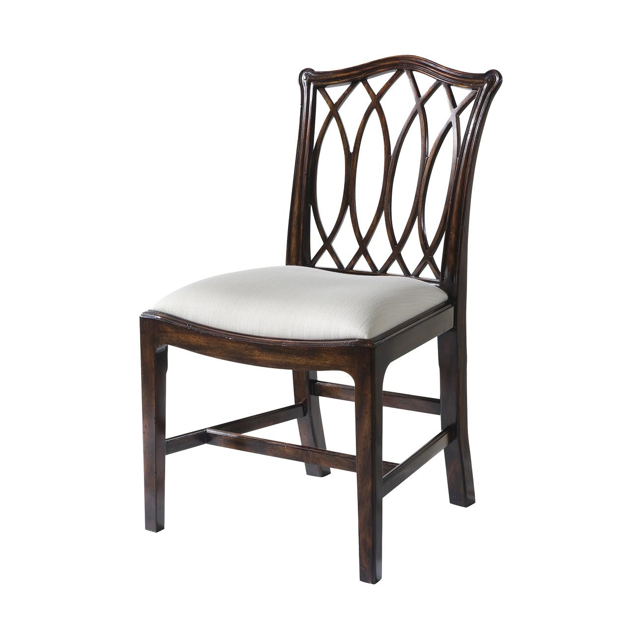 The Trellis Chair Theodore Alexander
