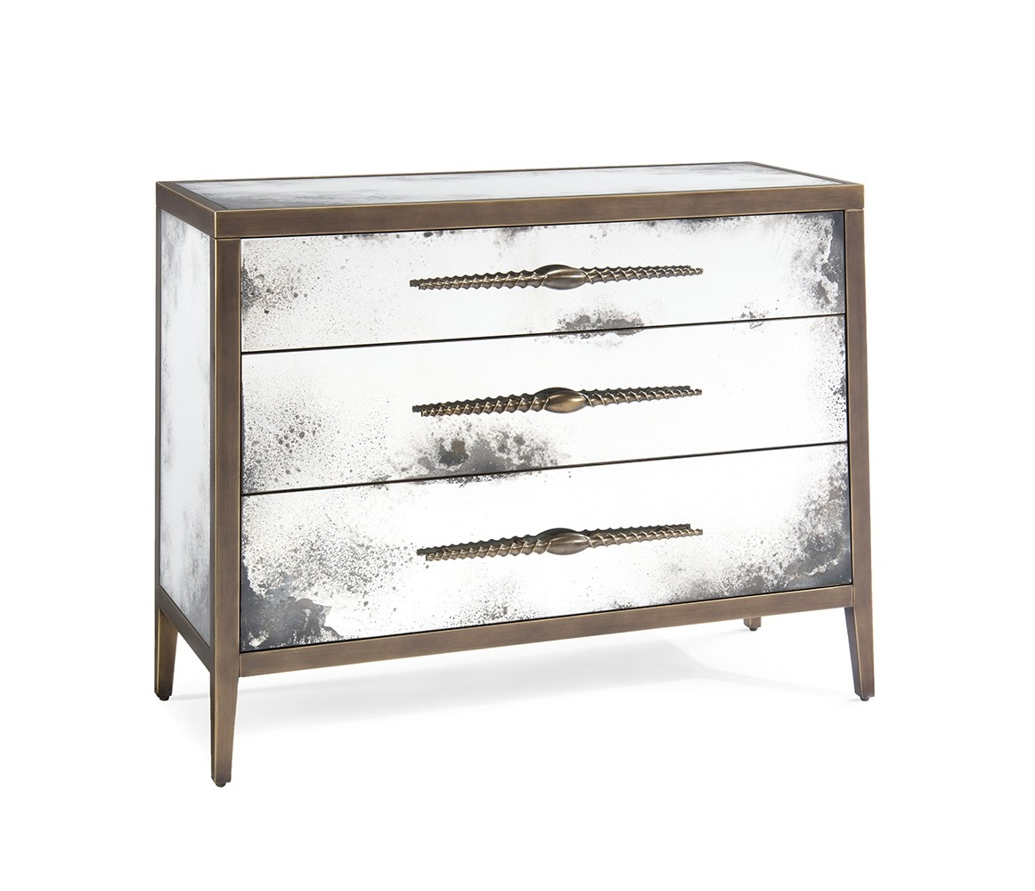 Rio Three-Drawer Chest, John Richard Chest