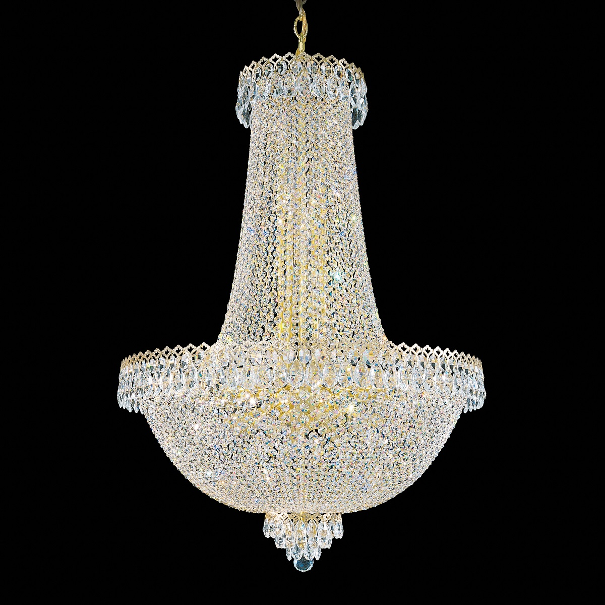 Schonbek Camelot Classic Crystal Chandelier Brooklyn,New York from Accentuations brand