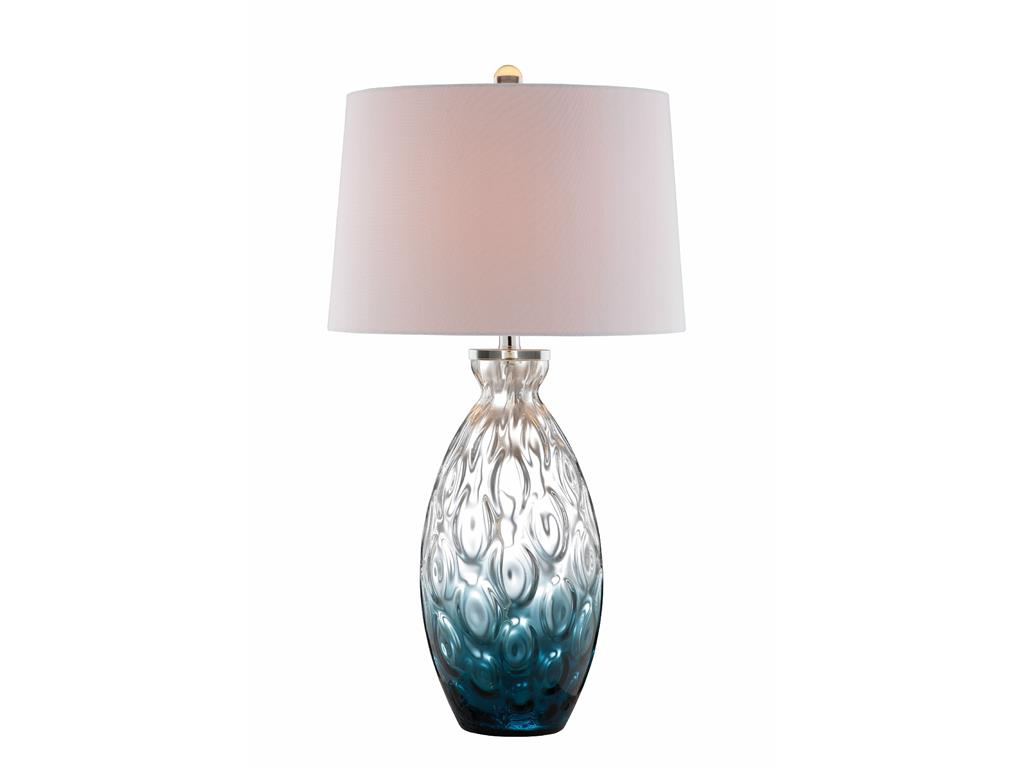 Stein World Barretta Art Glass Table Lamp 99755 Table Lamps Brooklyn,New York - Accentuations Brand