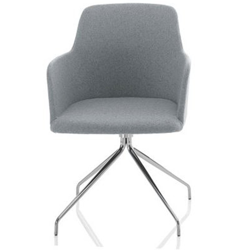 Margot Arm Chair Swivel 4 Legs, Bontempi Chairs Brooklyn, New York