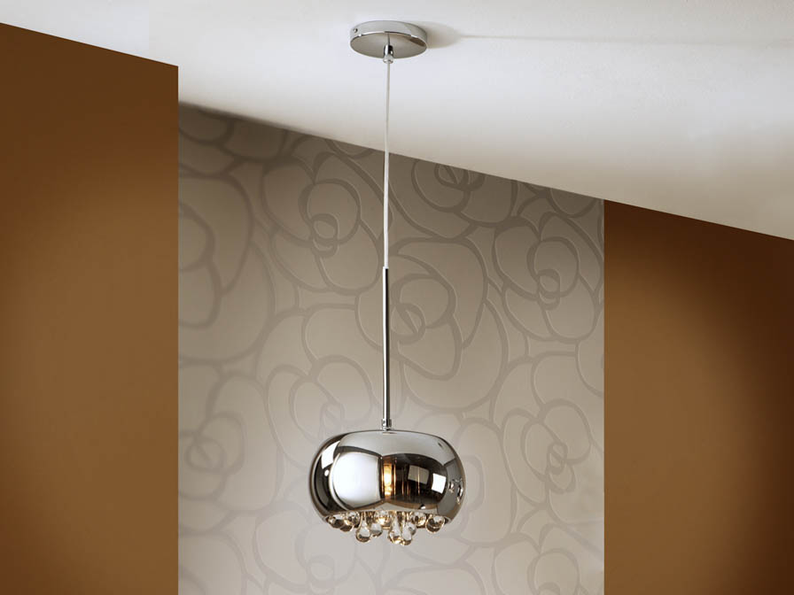 Argos Schuller Pendant Lighting 1L Brooklyn,New York - Accentuations Brand