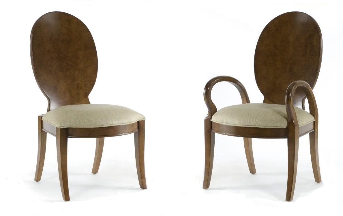 Century Furniture Armside Contemporary ArmChairs for Sale Brooklyn - Furniture by ABD