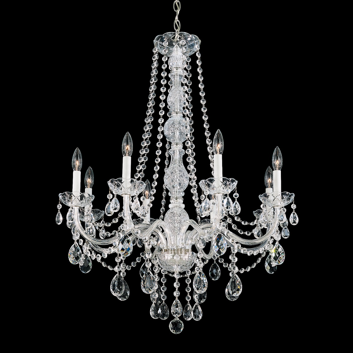 Schonbek Arlington Contemporary Crystal Chandeliers Brooklyn,New York  by Accentuations Brand