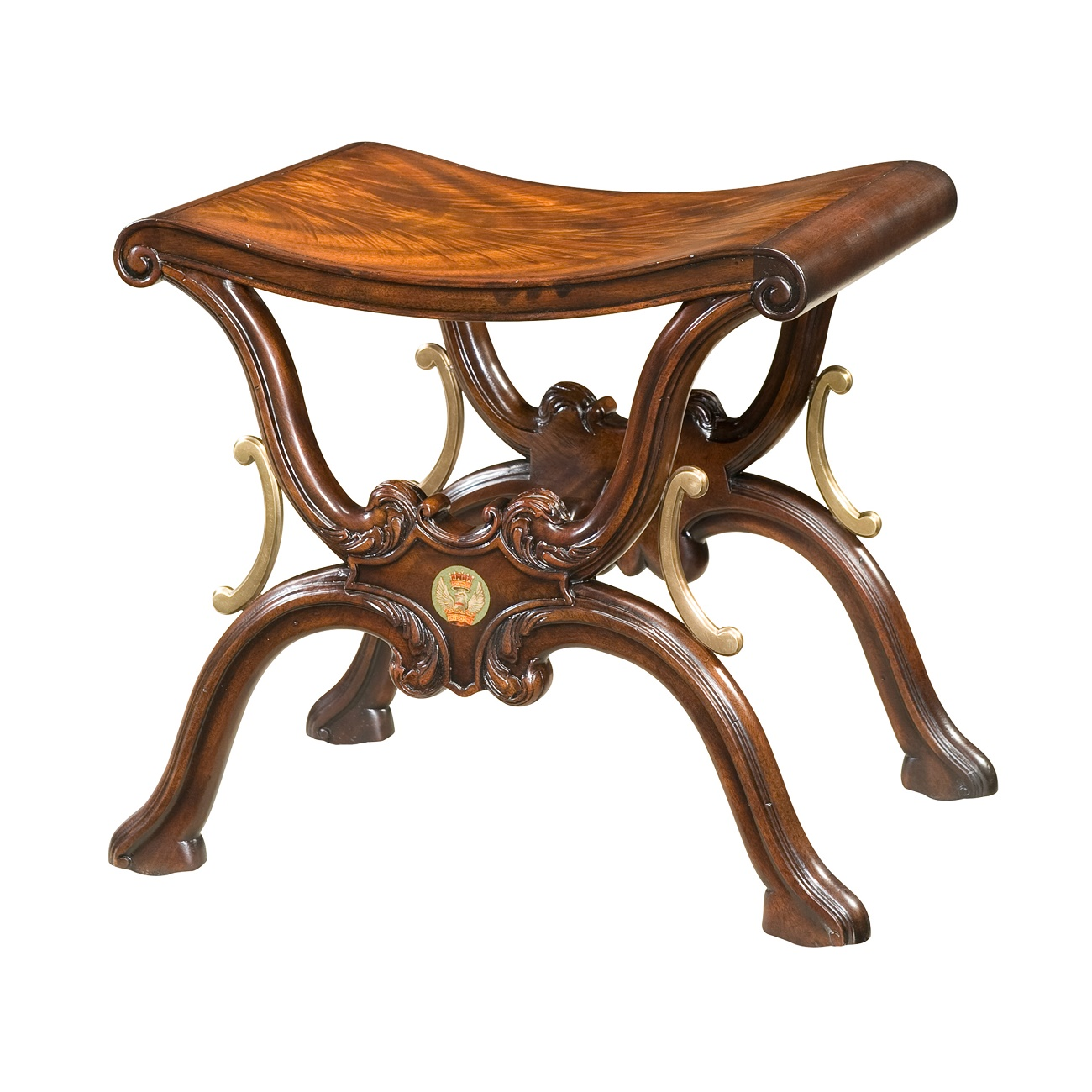AL440001 The Gillows Stool Theodore Alexander