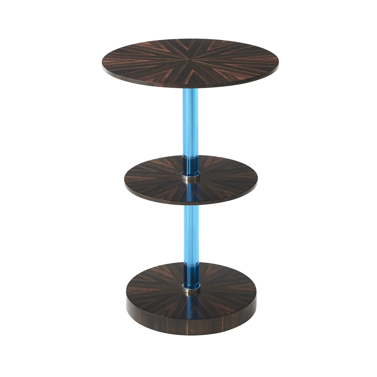 KENO5076 Aquamara Accent Table Theodore Alexander