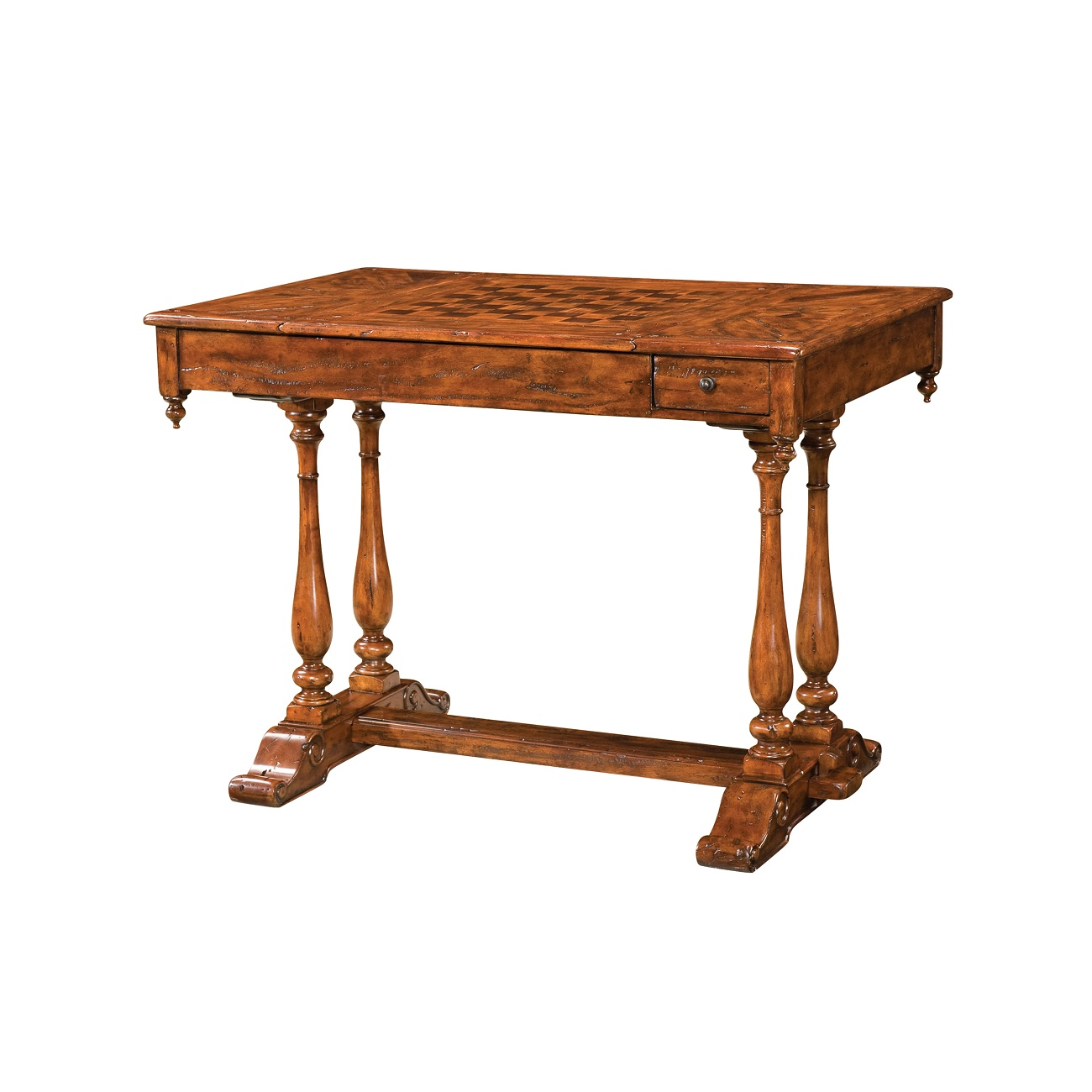 CB52001 Country Cottage Game Table Theodore Alexander