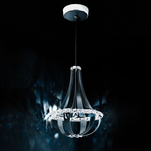 Schonbek Crystal Chandelier Brooklyn, New York– Furniture by ABD