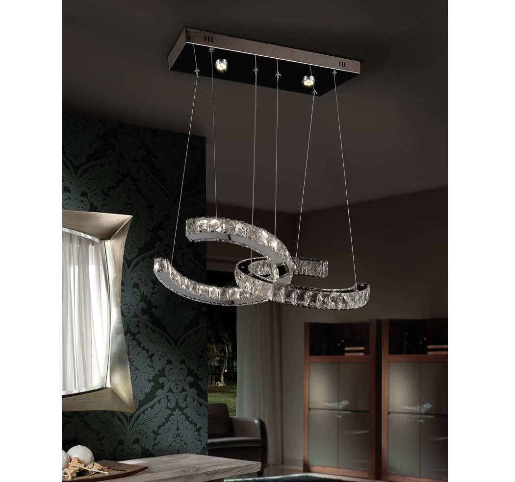 Schuller Cala Pendant Lights Brooklyn,New York by Accentuations Brand