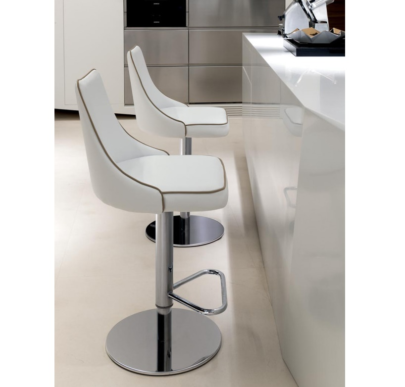 Clara Bar Stool, Bontempi Casa Bar Stools