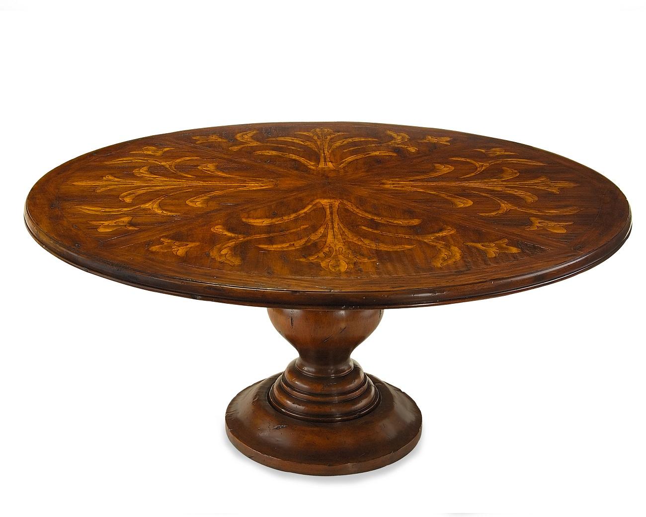 Villa Round Dining Table, John Richard Dining Table