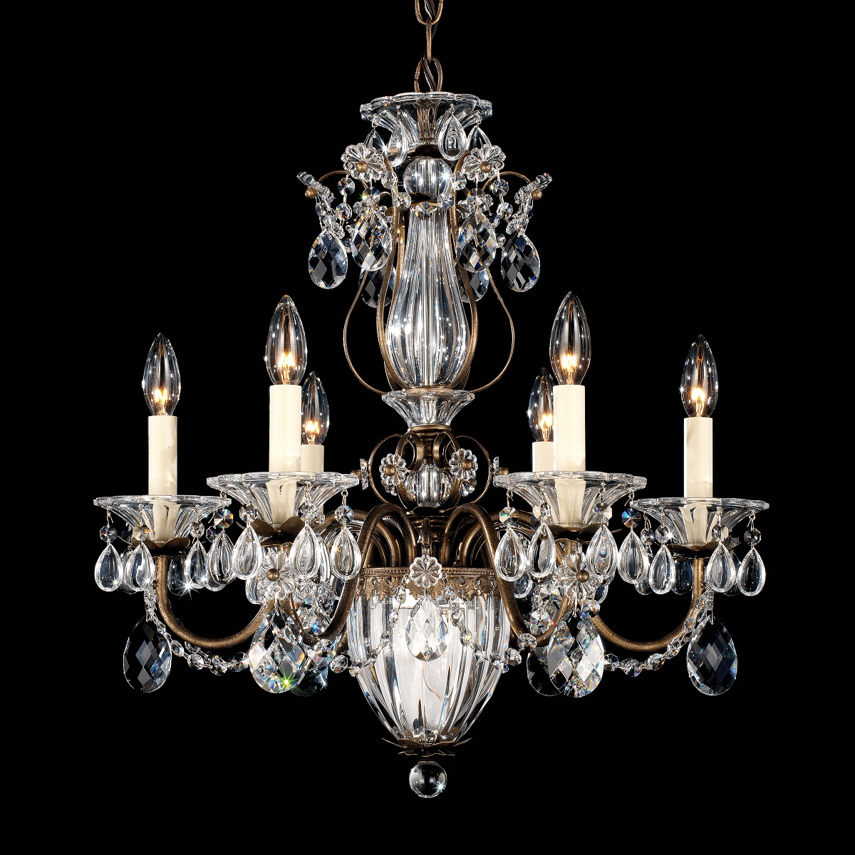 Schonbek Bagatelle Modern Crystal Chandelier Brooklyn,New York - Accentuations Brand