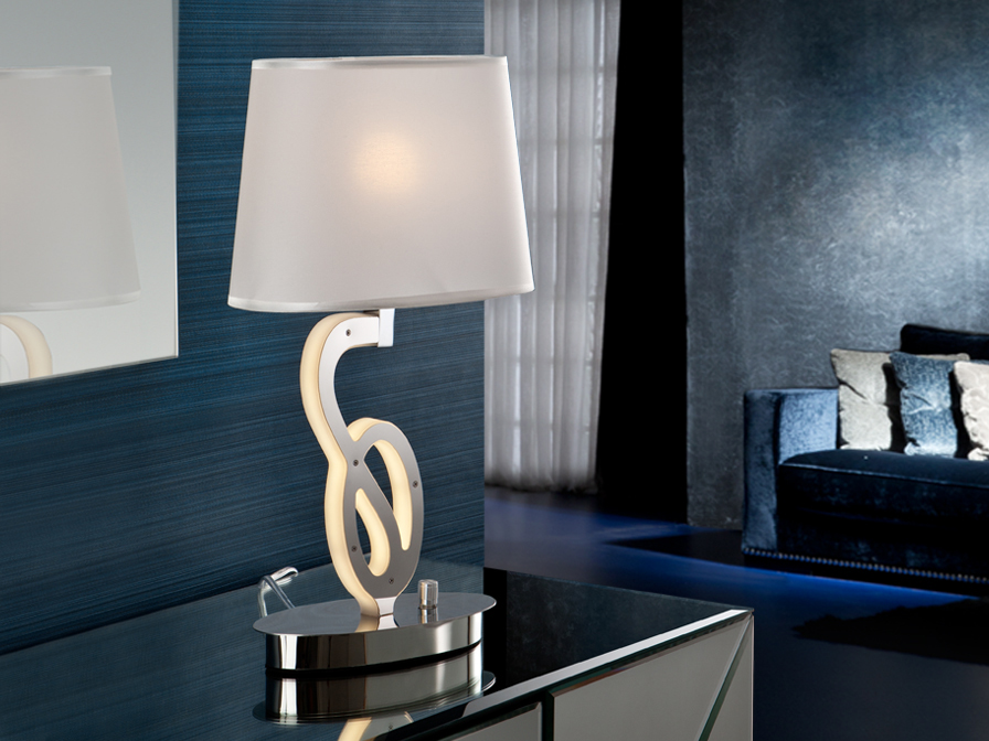 Schuller Alma Table Lamp Modern Table Lamps for Sale Brooklyn, New York - Accentuations Brand