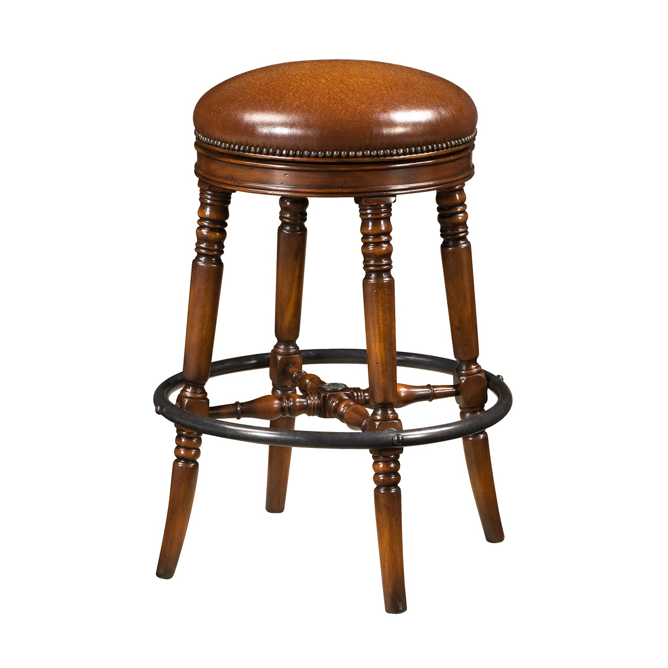 Amongst Friends Bar Stool theodore alexander 4400 140