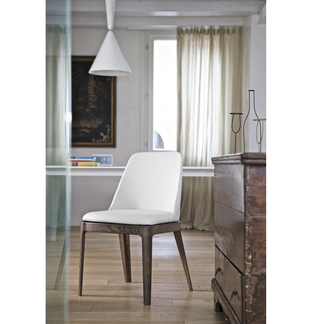 Margot Chair Wood Legs, Bontempi Chairs